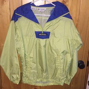 water repellent jacket